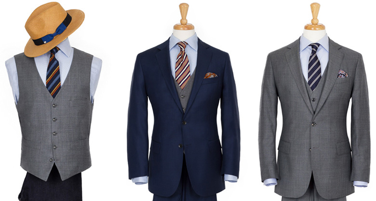 The Two Suits No Gentleman Should Be Without
