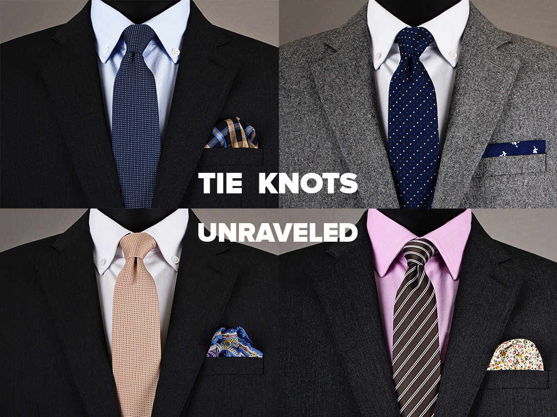 Tie knots four in hand ccuart Image collections